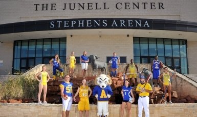 angelo state athletics drives to a record setting year national